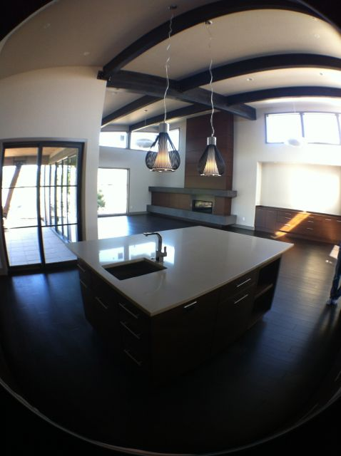 NW Contemporary Kitchen 1