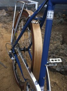 Wood Fenders from Salvaged Myrtlewood