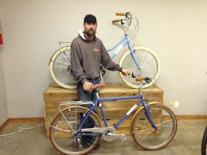Bend Velo Custom Upcycled Bikes