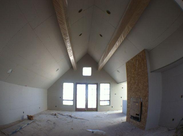 Custom Home Drywall