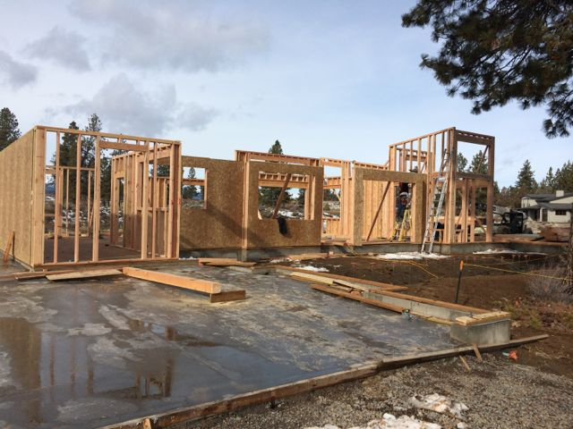 Building a Green Home on Lot 23